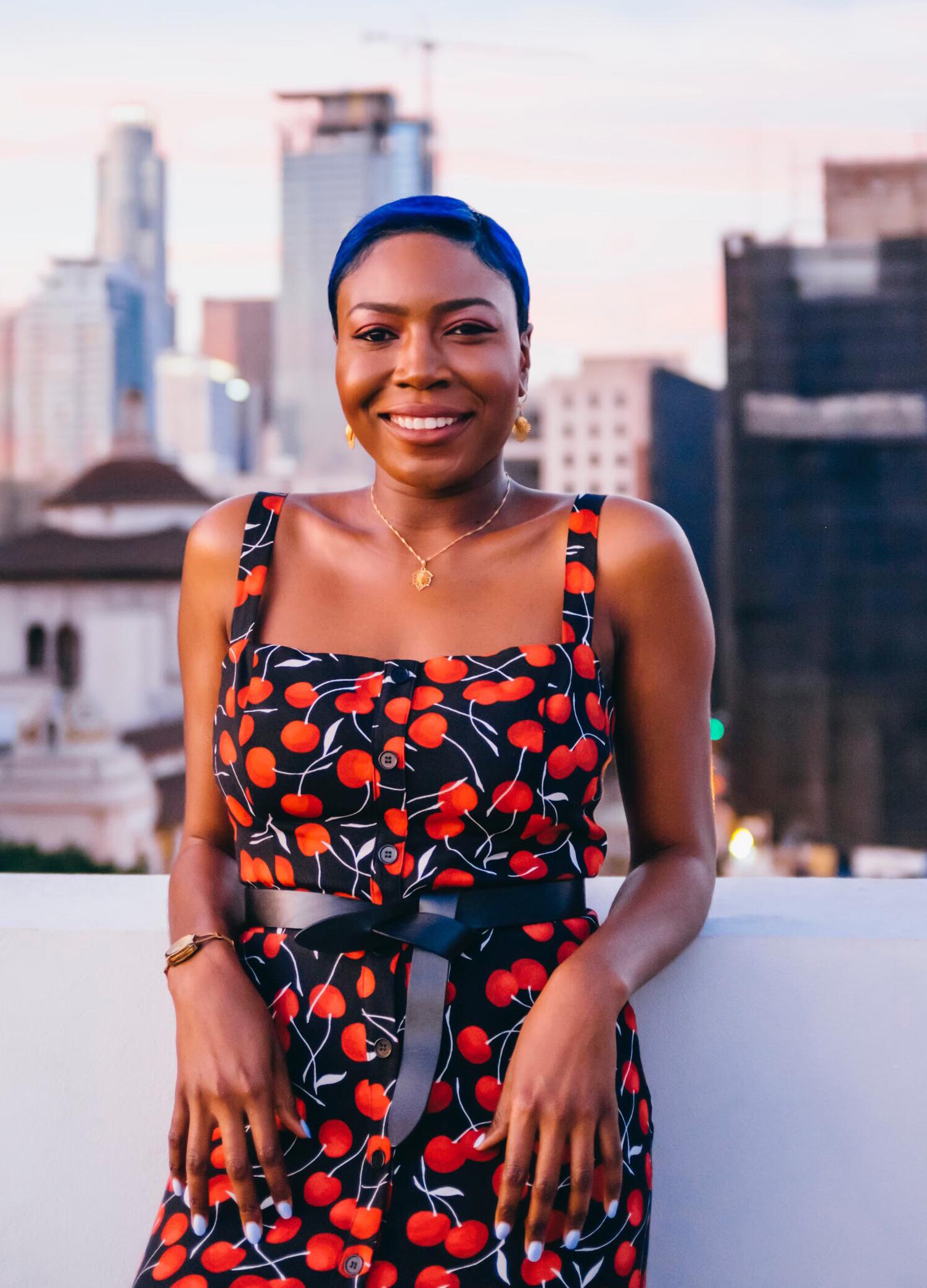 Wemi Opakunle - Author Thank God It's Monday